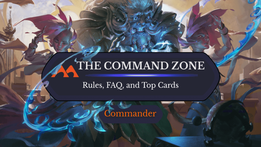 How Does the Command Zone Work in EDH?
