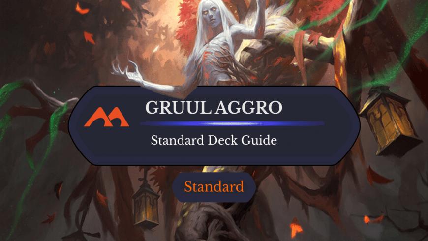 Deck Guide: Gruul Aggro (Werewolves) in Standard