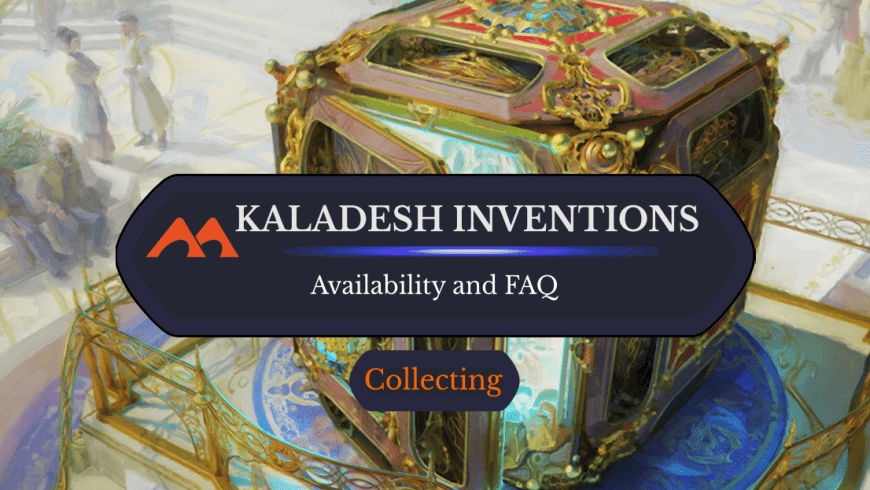 Kaladesh Inventions: Everything You Need to Know