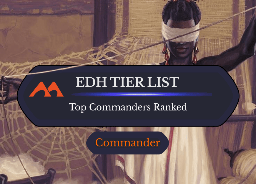 The Best Commanders in EDH Ranked