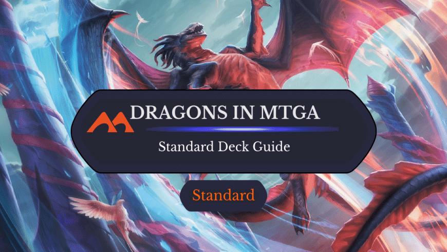 Deck Guide: Izzet Dragons for MTG Arena Standard