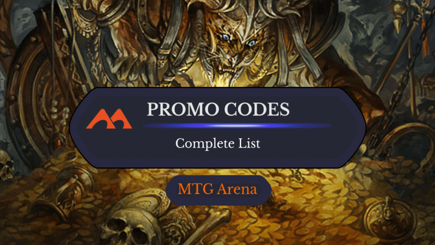 MTG Arena Codes: October 2021 Complete List