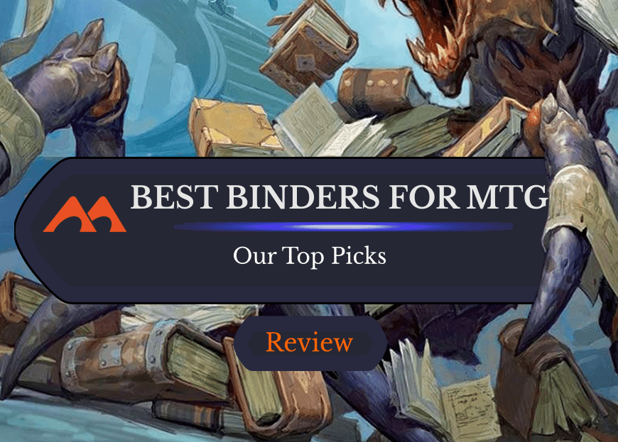 The Best Binders for MTG Players