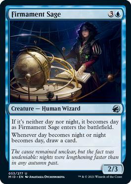 Firmament Sage
