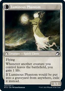 Luminous Phantom