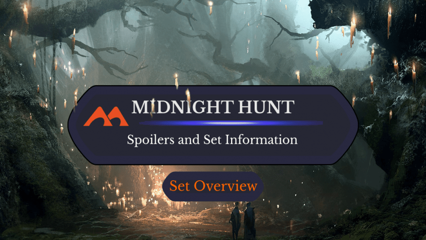 Innistrad Midnight Hunt: Spoilers and Set Information