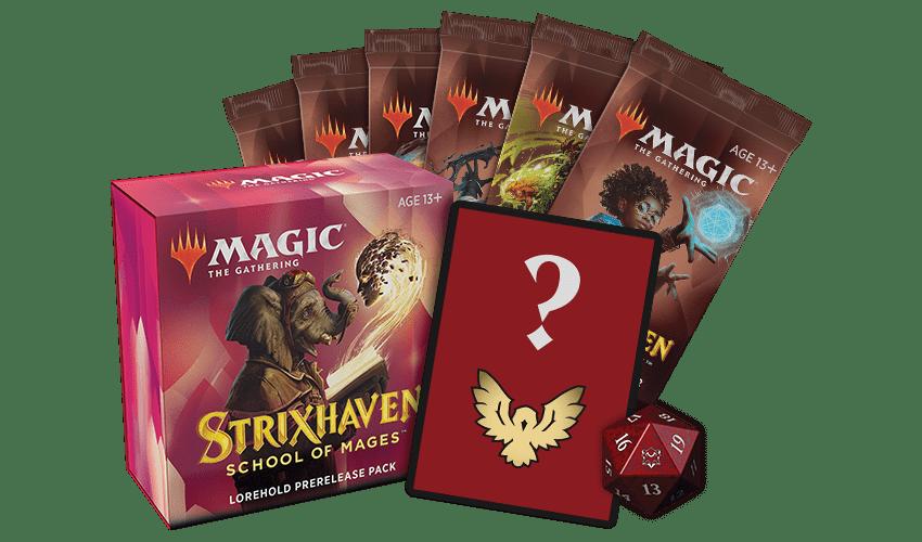 Strixhaven prerelease kit product
