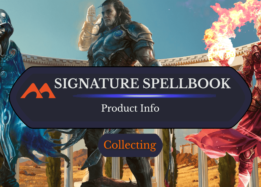 What Are Signature Spellbooks? Plus: Are There Going to be Any More?