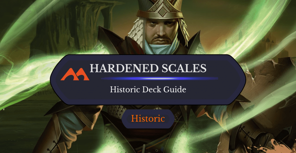 Hardened Scales - Illustration by Mark Winters