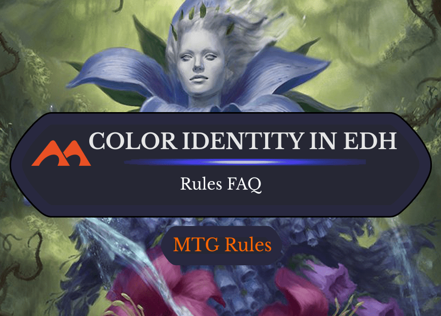 How Does Commander Color Identity Work?