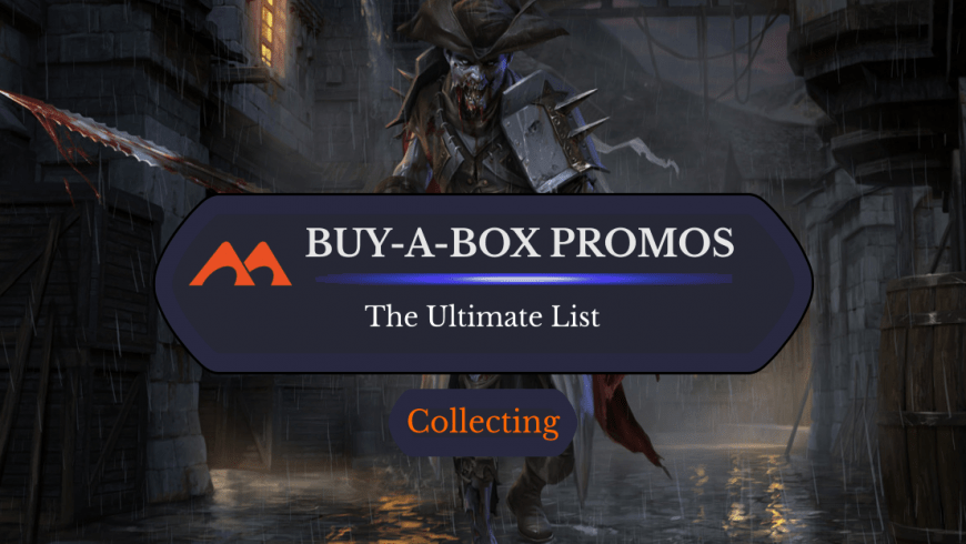 Buy-a-Box Promos: Ultimate List and Guide